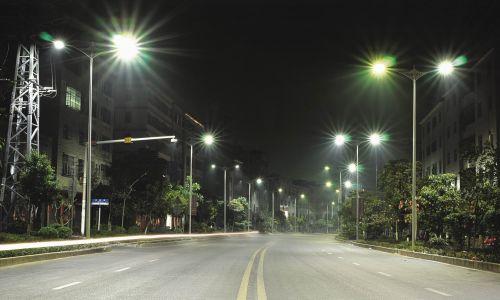 Подбор мощности светильника по высоте опоры или в сравнении с лампами ДРЛ и ДНаТ