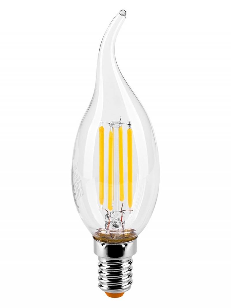 Лампа LED  WOLTA FILAMENT св н/в CD35  7Вт 730Лм E14 3000K 1/10/50