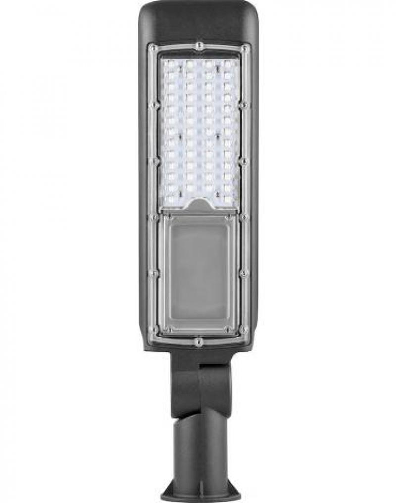 Светодиодный уличный консольный светильник Feron SP2818 30W 6400K 85-265V/50Hz, черный