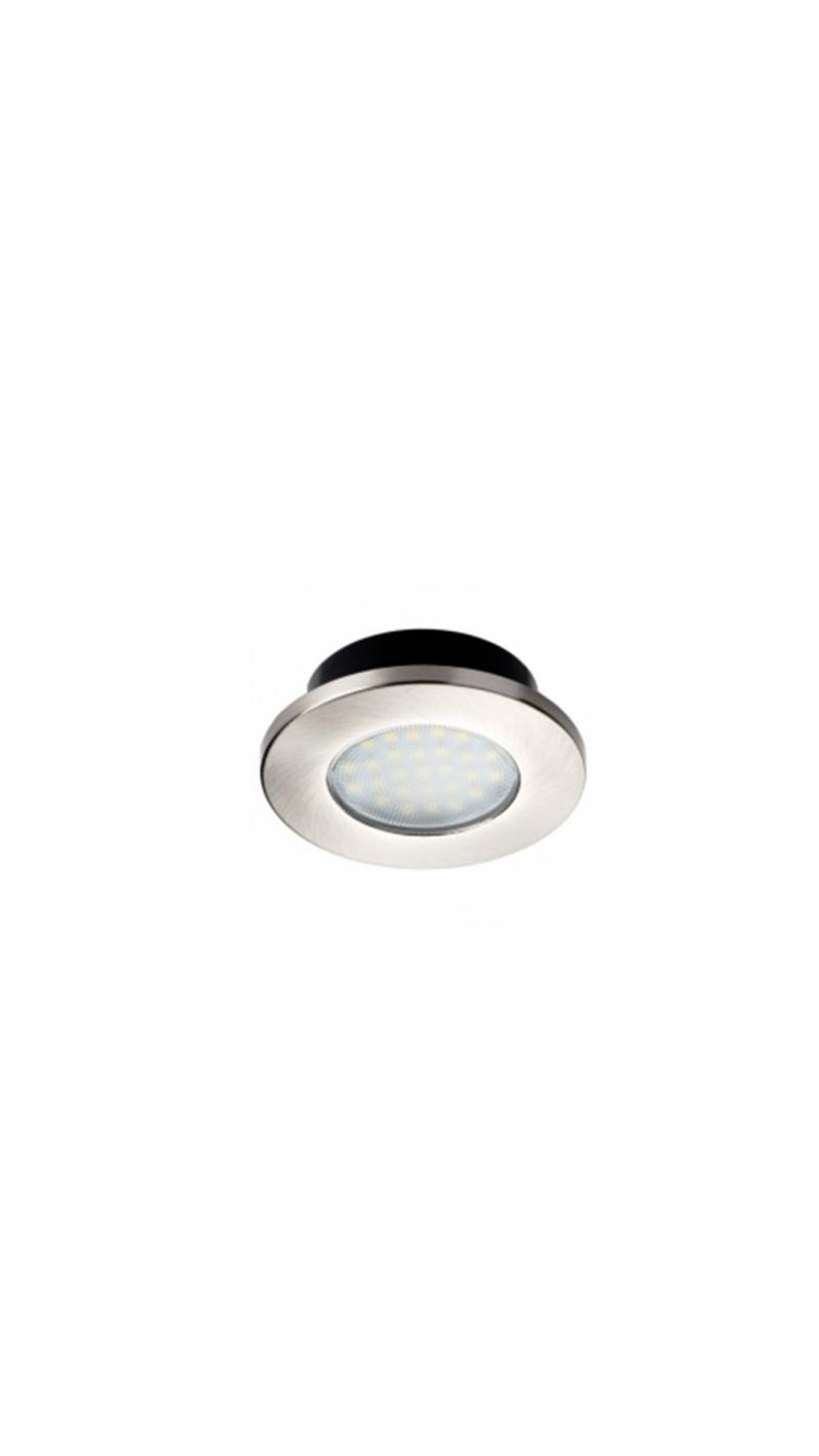 Светильник LED мебельный 4W 4000K 325LM хром 20x60MM