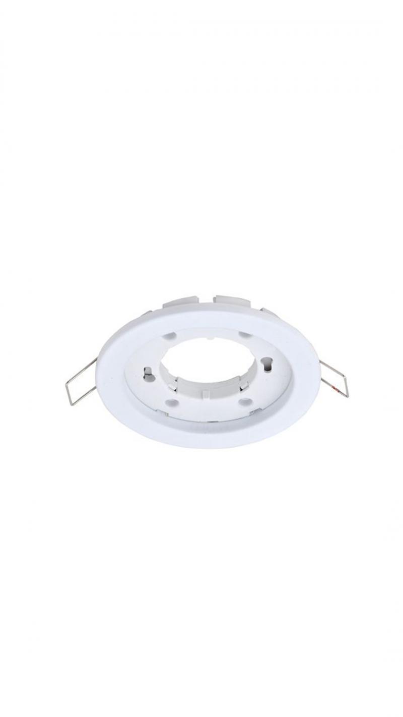 Светильник встраиваемый GX53 белый 40*160MM
