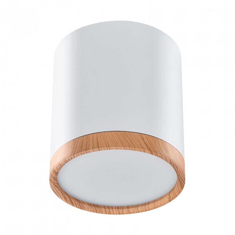 Светильник накладной Lumin'arte SPOT07 Тип ламп 5W LED 375LM 4000K материал: металл d68*h75
