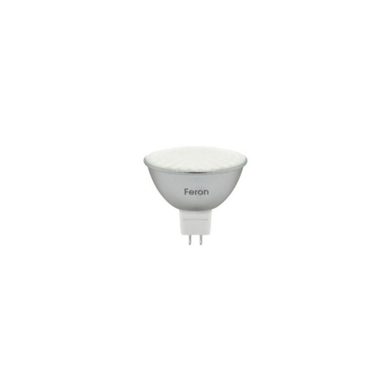 Лампа светодиодная софит Feron LB-26 7W 4000K GU5.3 560 Lm