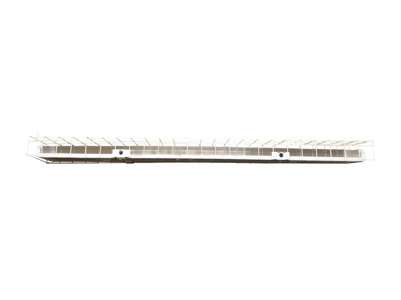 LED светильник SPORT-34 4400 лм 1290x190х40мм