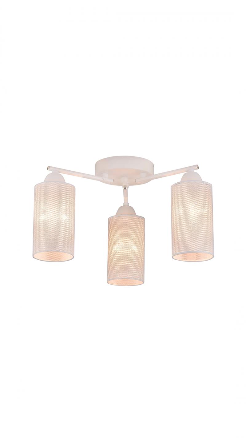 Светильник потолочный Luch Тип ламп E14*3*40W материал: металл D400*220