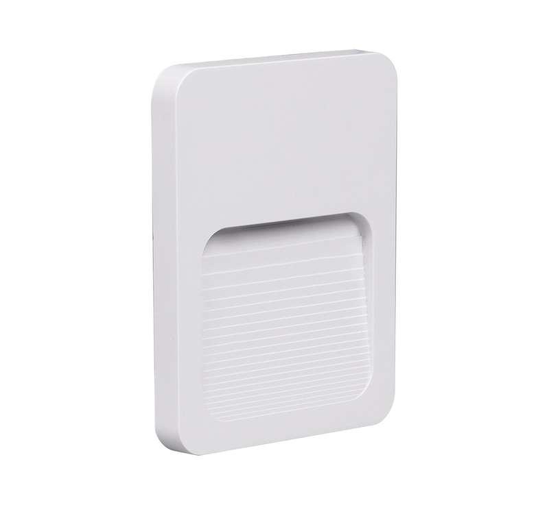 Светильник светодиодный фасадный PST/W S120090 2w 4000K белый IP44 Jazzway .5005570