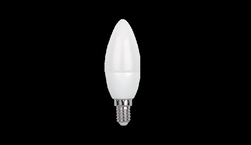 Лампа светодиодная LED-СВЕЧА 10Вт 230В Е14 3000К 800Лм NEOX