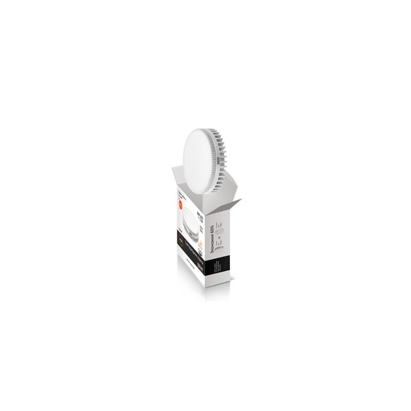 Светодиодная лампа GAUSS-Elementary 6W GX53 2700К 450 Lm