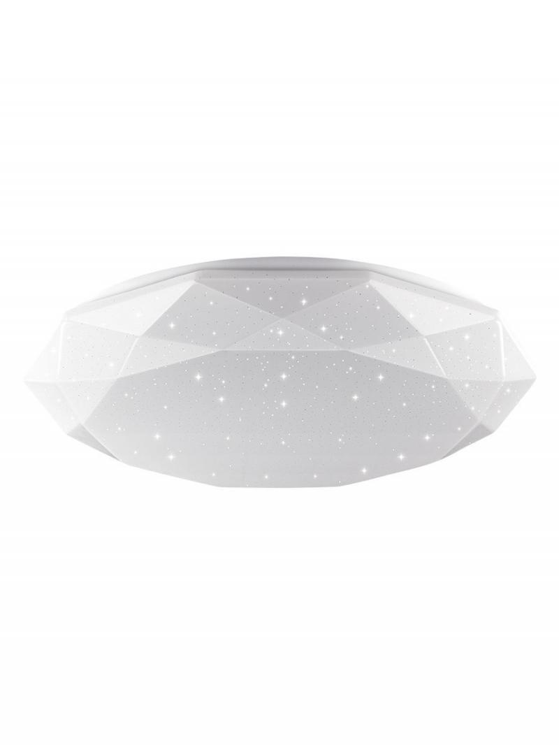 "Светильник LED Polaris RGB управляемый 60W димм. 3000-6500K max 6100 LM пульт ДУ эффект ""звездного неба""  110x525MM IP20"