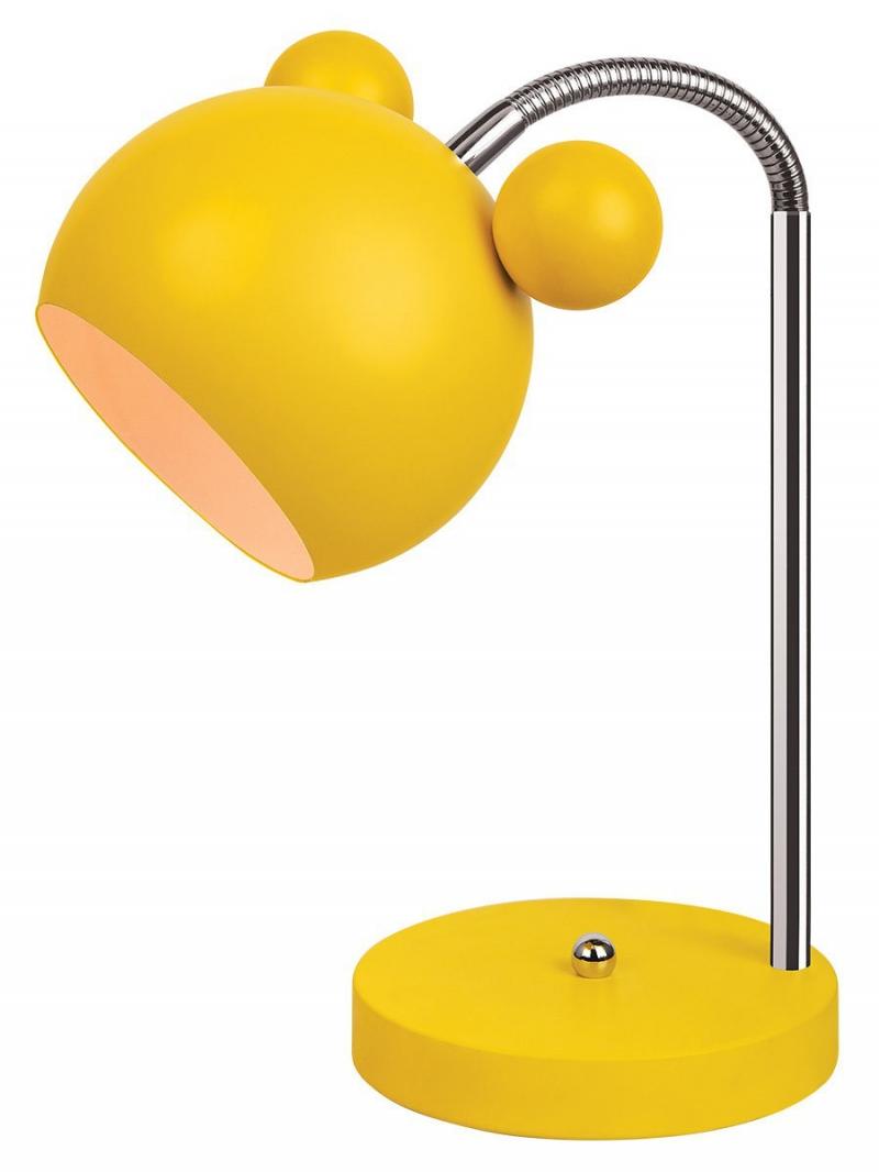 Светильник настольный PANDA Тип ламп 1*40W E27 материал: металл 180*130*300
