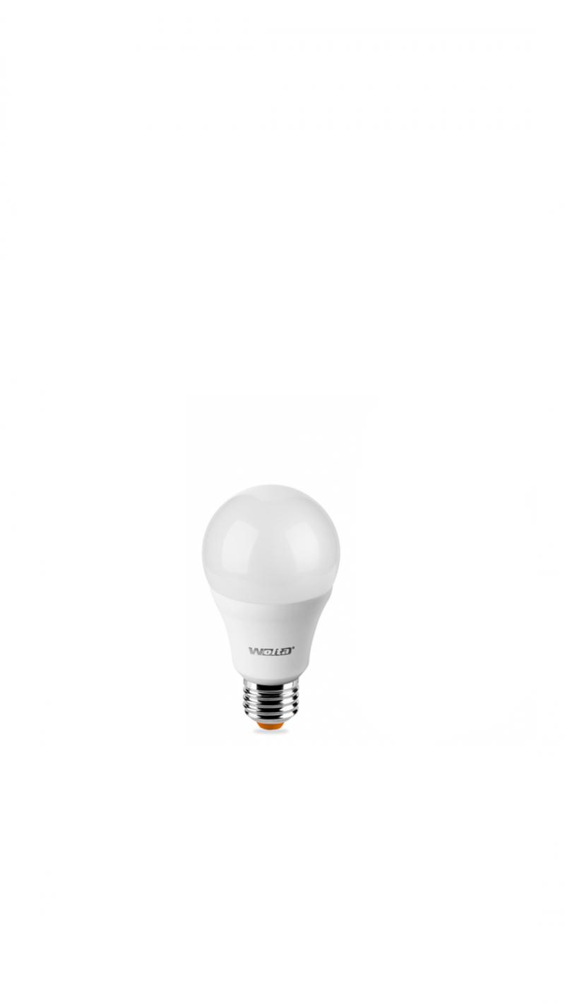 Лампа LED  WOLTA A60 15Вт 1450лм Е27 3000К   1/50