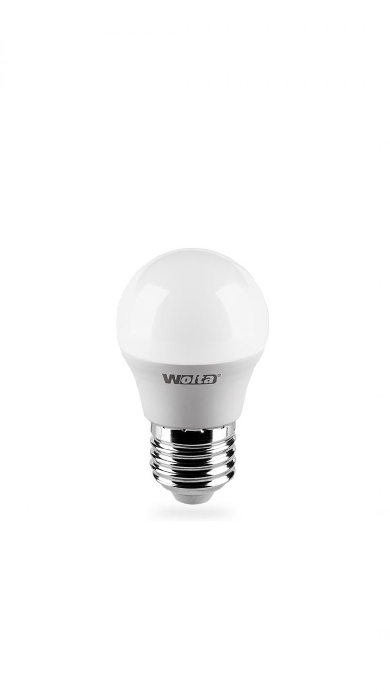 Лампа LED ВАША ЛАМПА G45 7.5Вт 675Лм Е27 6500К   1/50