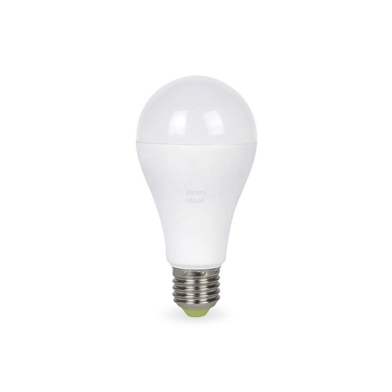 Лампа светодиодная LED-A65-standard 30Вт 230В Е27 4000К 2400Лм ASD