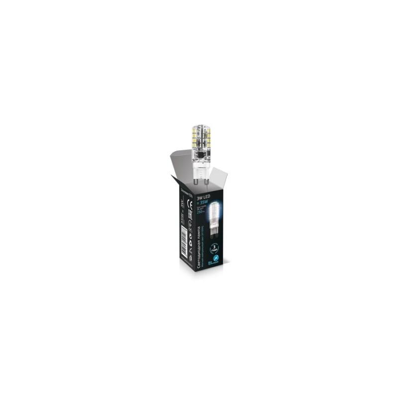 Светодиодная лампа Gauss LED JDC 220V 3W/G9/4100К 260 Lm