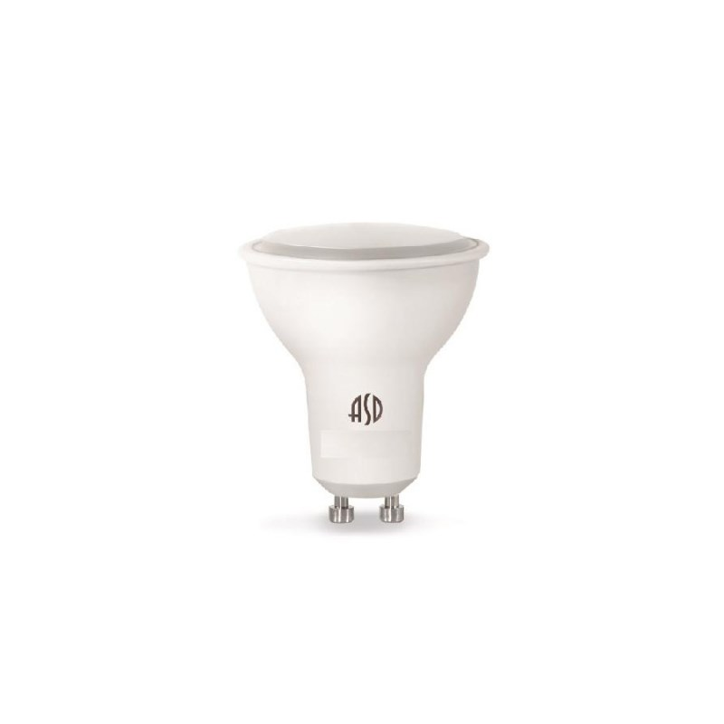 Лампа светодиодная LED-JCDRC-standard 3Вт 230В GU10 4000К 270Лм ASD