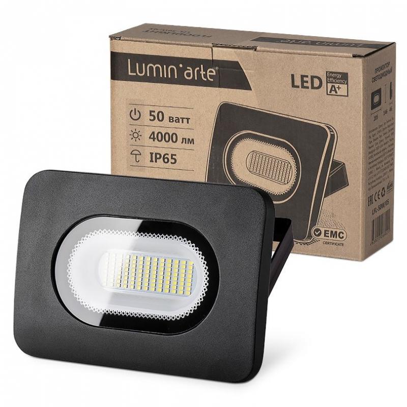 Прожектор светодиодный LFL-50/05 50Вт 230В 5500К 4000Лм IP65