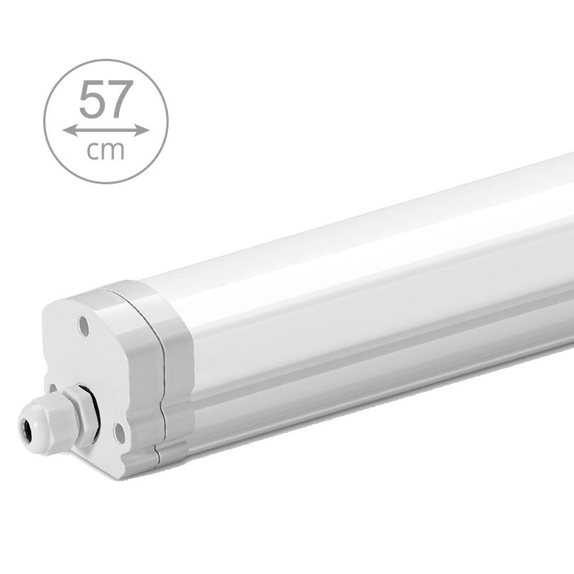 Светодиодный светильник LWPS18W01 18 Вт 1260 Lm 4000K 45x50x570мм IP65