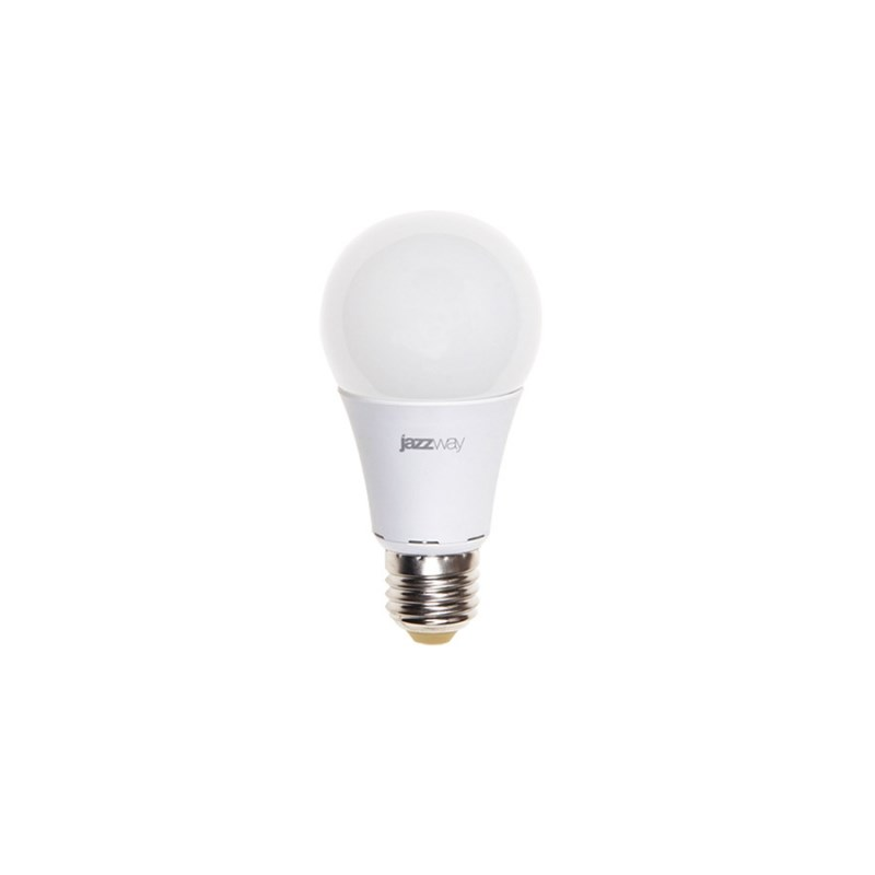 Светодиодная лампа Jazzway PLED-ECO A60 11Вт 4000K 880Lm E27 220V/50Hz