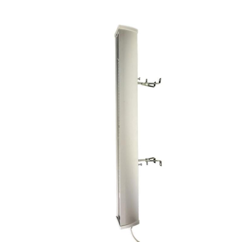 Светодиодный светильник промышленный складской STELLAR серии PROM-40 40W 4399.2 Lm 5000K 500х75х130 мм