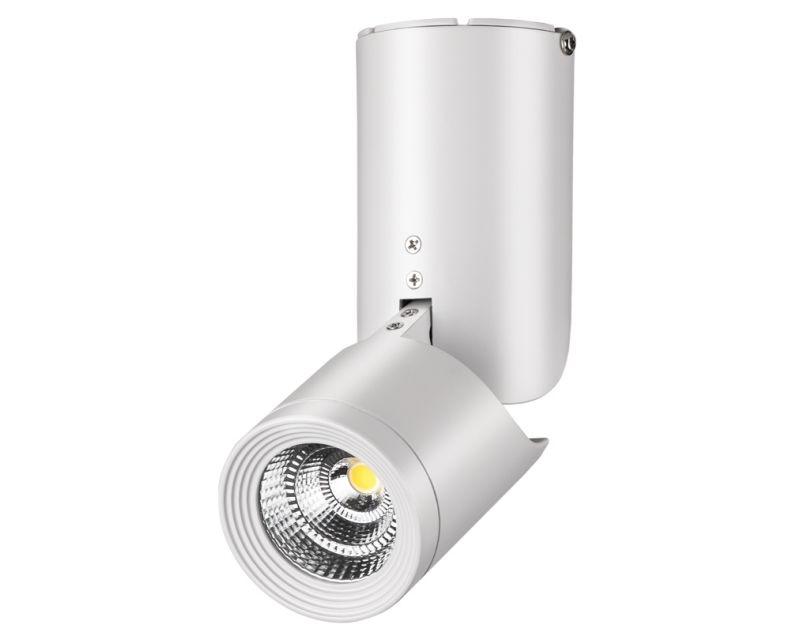 Светильник накладной SPOT02 Тип ламп 10 W LED  материал: металл d70*h190