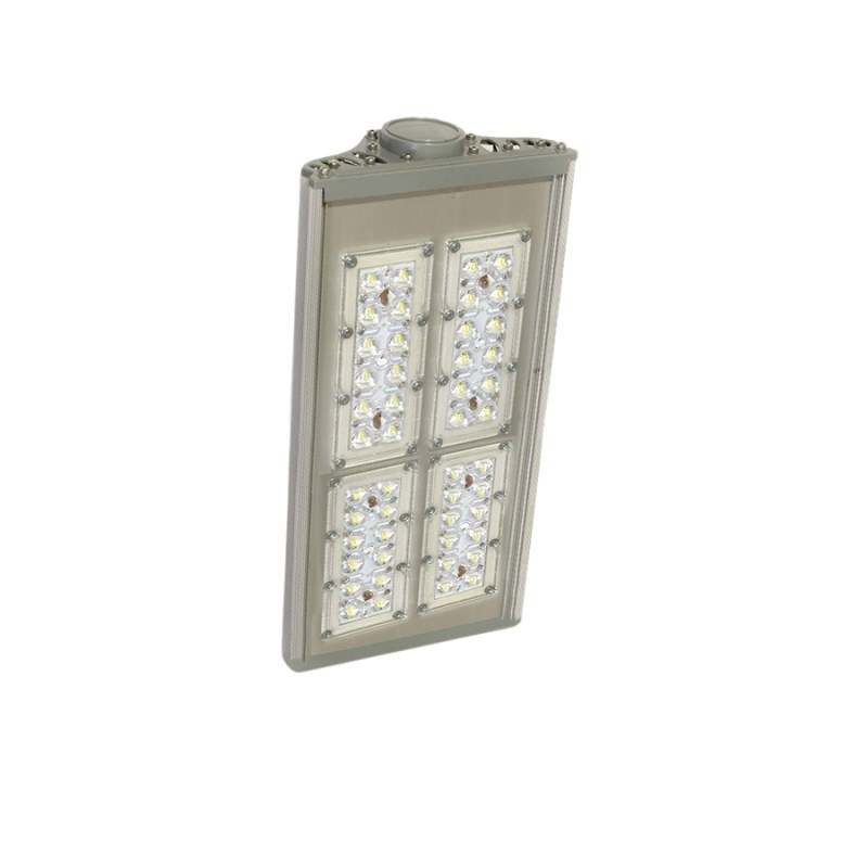 Уличный светодиодный светильник STELLAR серии-S-OPTIK-120-13200 120W 13200 Lm 4500K  520x212x86 мм
