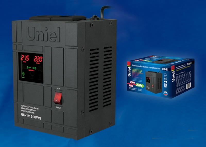 Стабилизаторы RS-1/5000WS