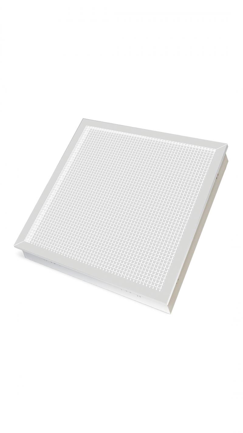 Панель светодиодная LP-02-PRO 36Вт 230В 4000К 2700Лм 595х595х8мм без ЭПРА белая IP40 NEOX