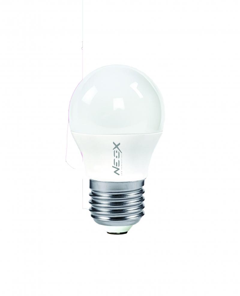 Лампа светодиодная LED-ШАР 7Вт 230В Е27 3000К 560Лм NEOX