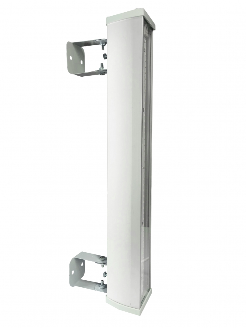 LED светильник LEDPROM-PRO-120 14300лм 1000x75х130мм