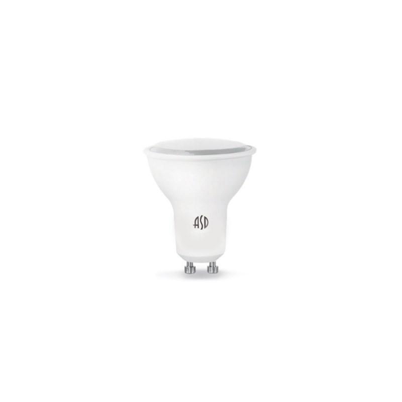 Лампа светодиодная LED-JCDRC-standard 5.5Вт 230В GU10 4000К 495Лм ASD