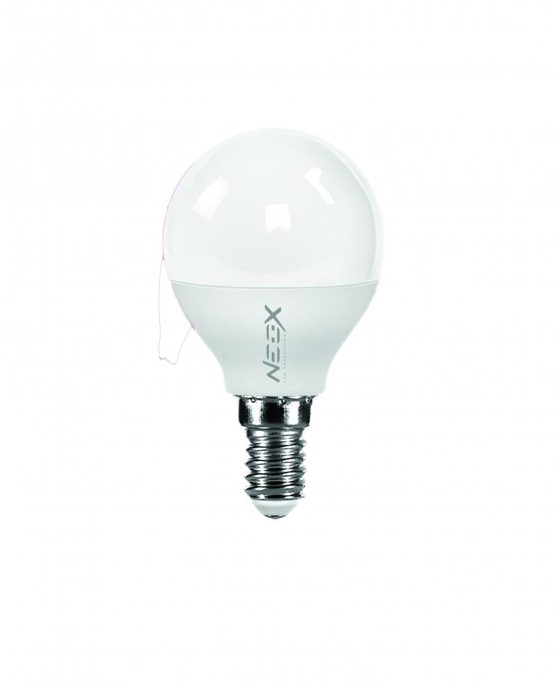 Лампа светодиодная LED-ШАР 7Вт 230В Е14 3000К 560Лм NEOX