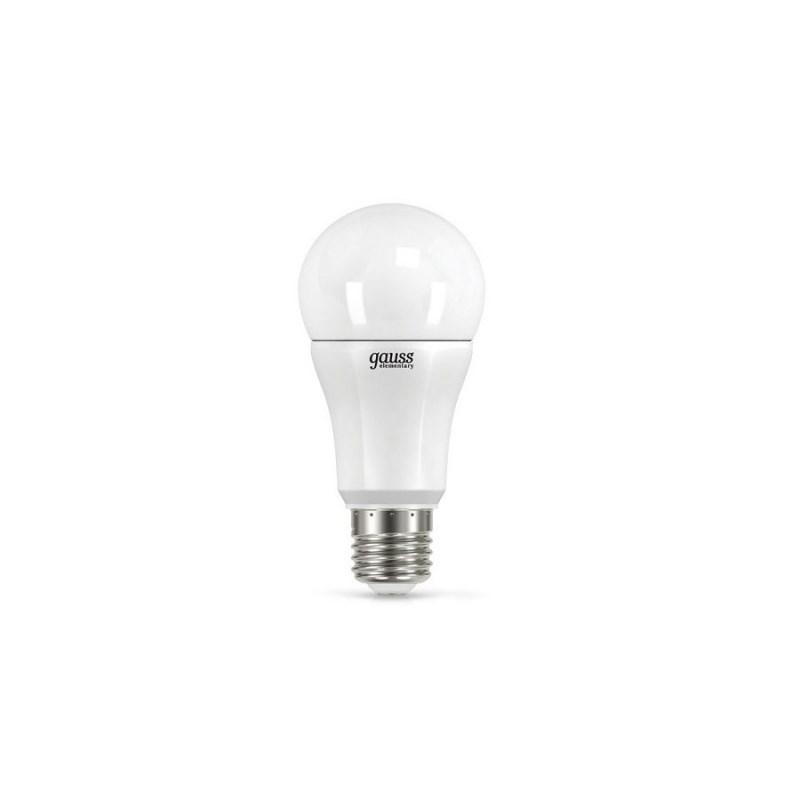 Светодиодная лампа Gauss LED ЛОН 10W Е27 4100К 930 Lm