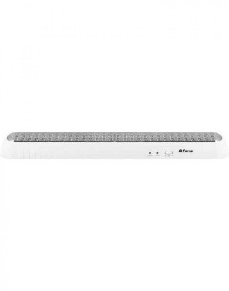 Светильник аккумуляторный, 90 LED AC/DC, белый, EL17