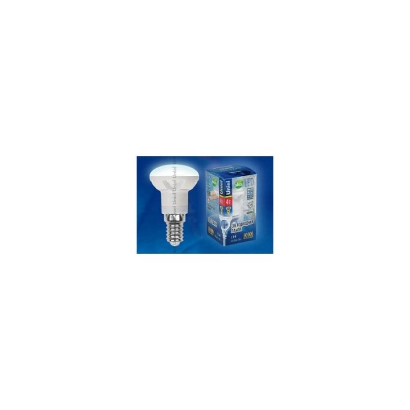 Светодиодная лампа рефлектор Uniel Palazzo LED-R39-4W/NW/E14/FR ALP01WH