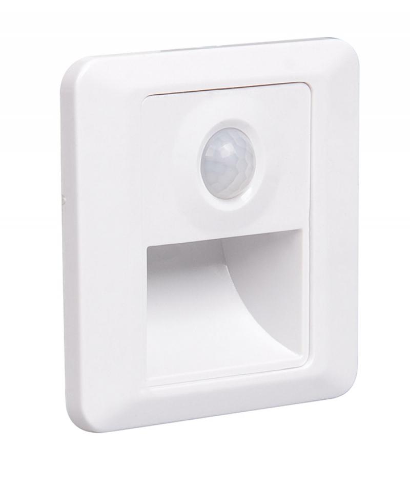 Светильник светодиодный для ступеней PWS/R S8686 2w 4000K белый Sensor IP20 Jazzway .5005686