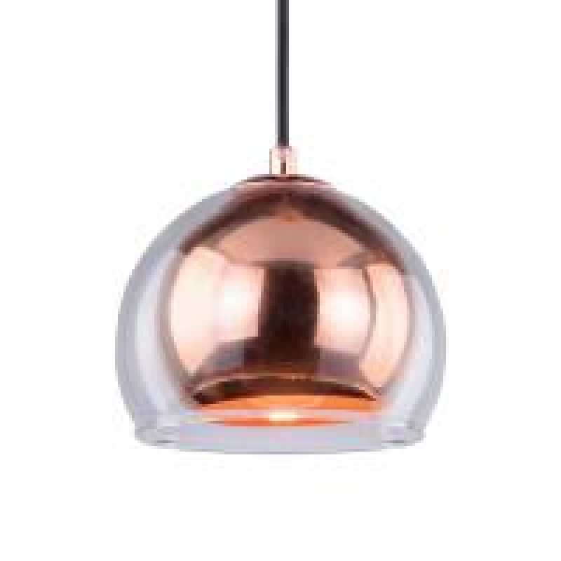 Светильник подвесной Vida Тип ламп E27*1*40W материал: металл,стекло D150*H1110