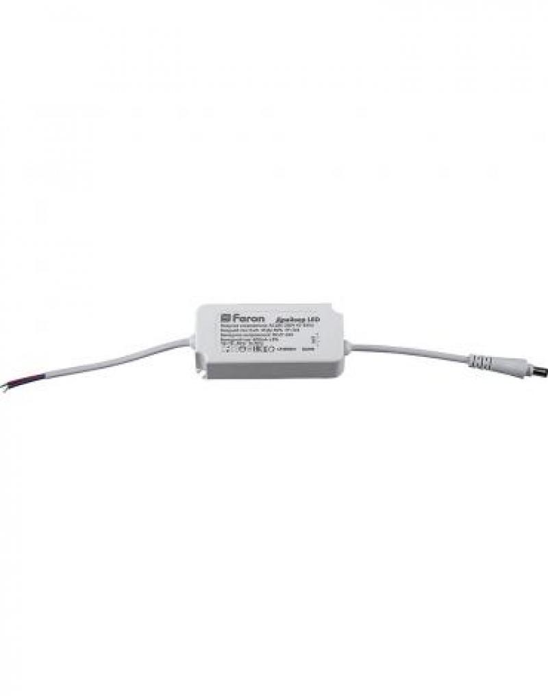 Светодиодная панель ультратонкая Feron AL2113 встраиваемая Армстронг 36W 4000K белый ЭПРА в комплекте