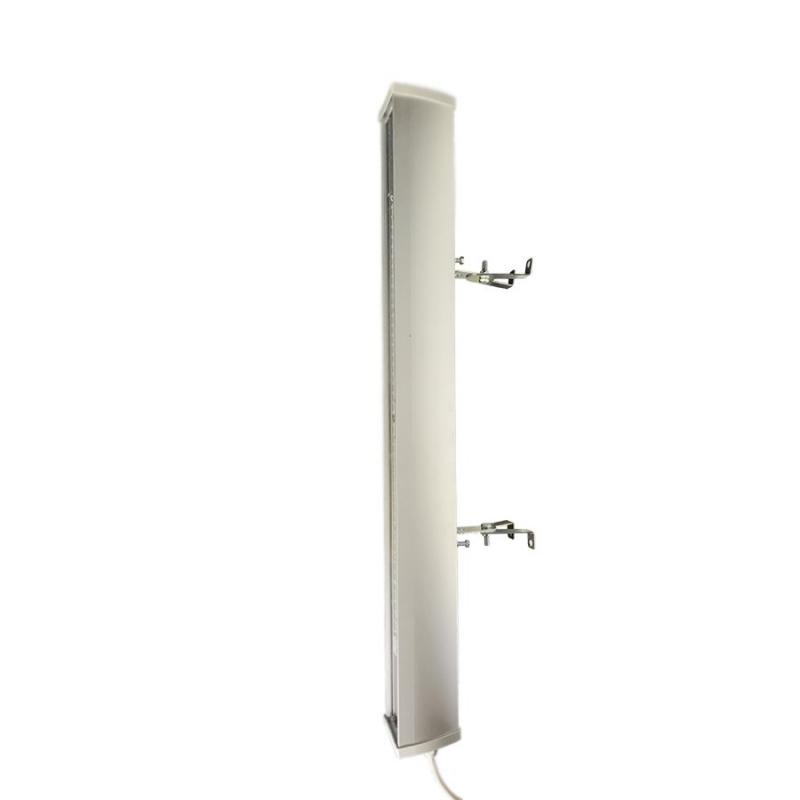 Светодиодный светильник промышленный складской STELLAR серии PROM-25 25W 3055 Lm 4000K 300х75х130 мм