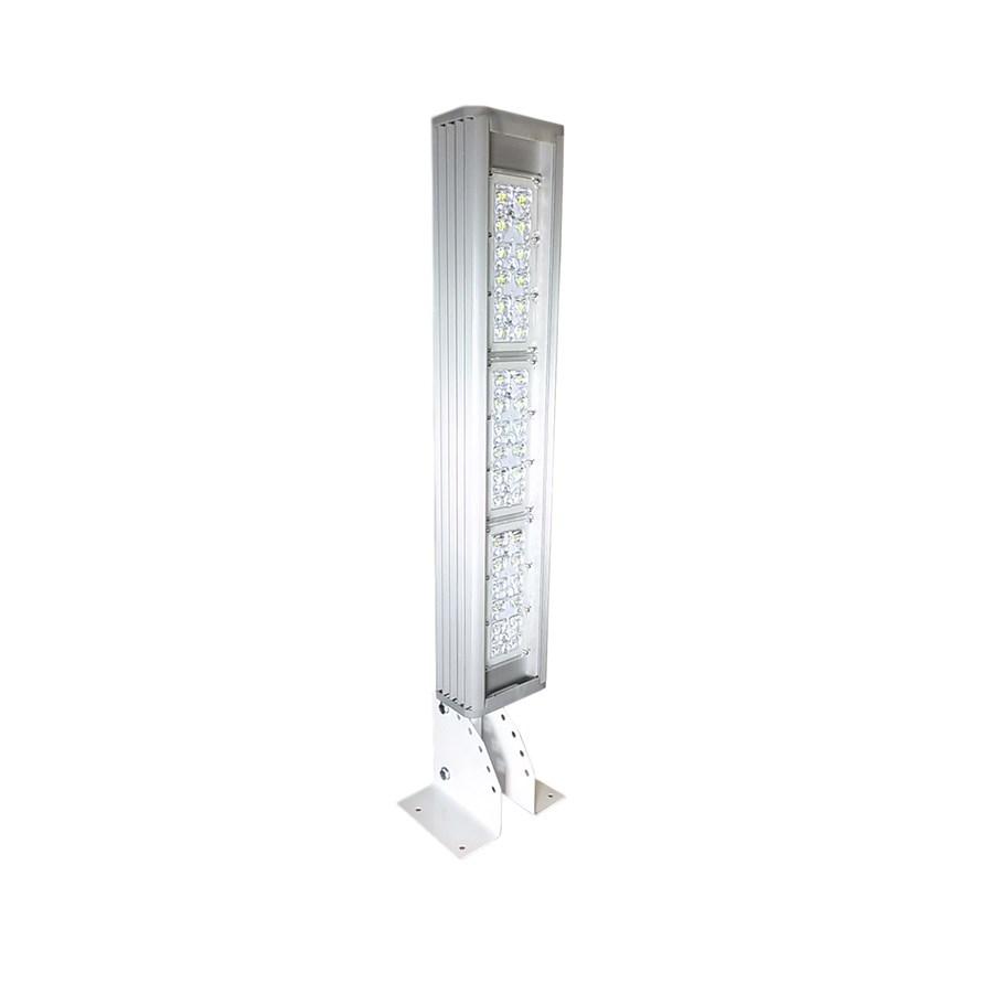Уличный светодиодный светильник STELLAR серии-S-OPTIK-60-7200 60W 7200 Lm 4500K  500x124x66 мм