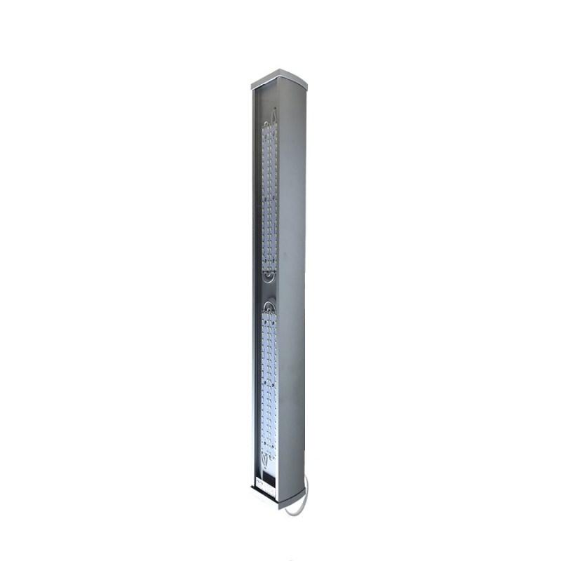 Светодиодный светильник промышленный складской STELLAR серии PROM-75 75W 9165 Lm 5000K 750х75х130 мм