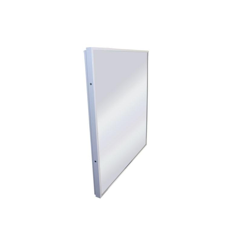Офисный светодиодный светильник STELLAR OFFICE-IP-45A с функцией аварийного освещения 45 W встраиваемый/накладной 5400 Lm 5000K 595х595x40 mm Опаловый
