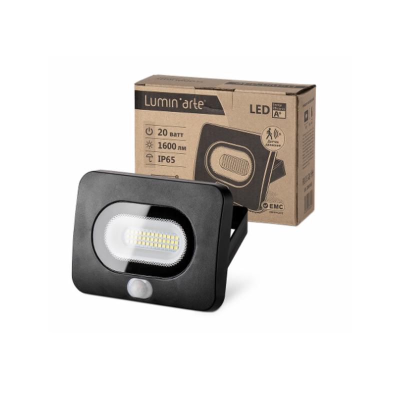Прожектор светодиодный LFL-20/05s 20Вт 230В 5500К 1600Лм IP65