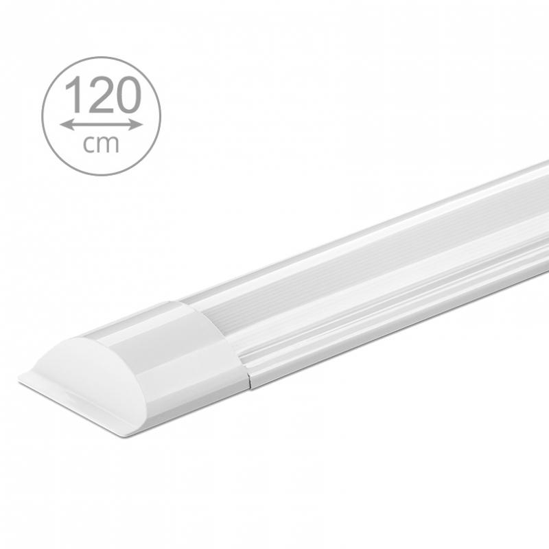 Светодиодный светильник LLFS36W02 36 Вт 2520 Lm 4000K 22x60x1190мм IP40