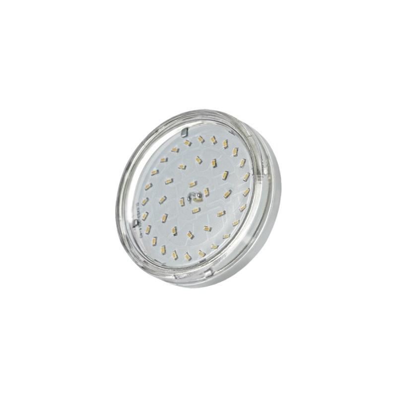 Светодиодная лампа Jazzway PLED-ECO-GX53 6W 3000K CLEAR 510 Lm
