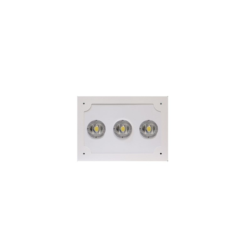 Светодиодный светильник для АЗС Stellar серии PROOIL 150 W 15000 Lm 4000К 360×360х160 мм