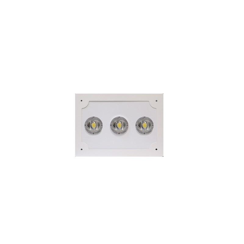 Светодиодный светильник для АЗС Stellar серии PROOIL 150 W 15000 Lm 5000К 360×360х160 мм