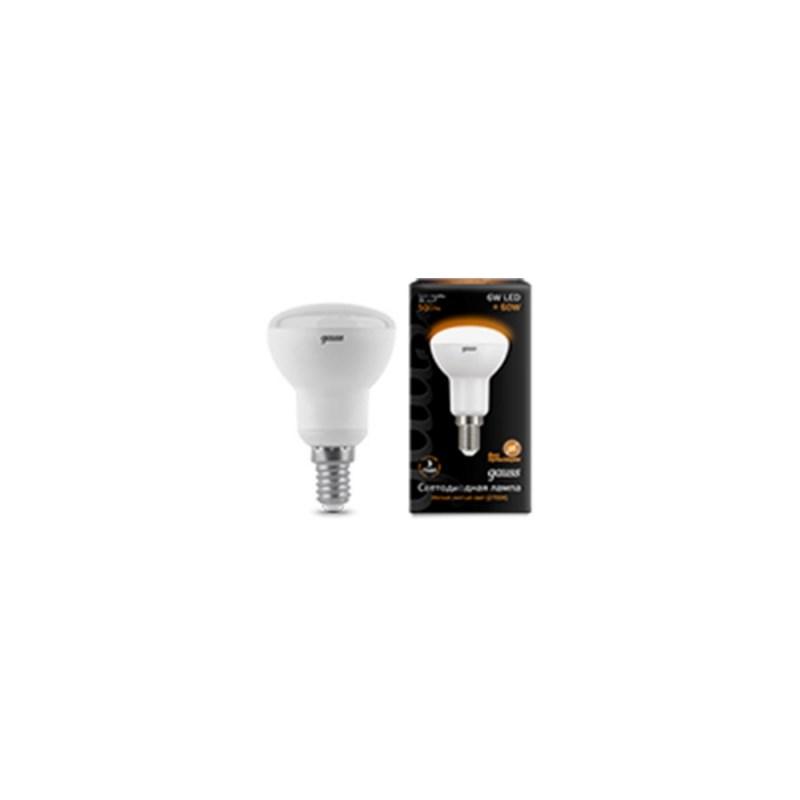 Светодиодная лампа Gauss LED спот R50-E14/2700К 6W 500 Lm