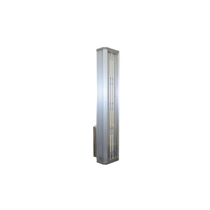 Уличный светодиодный светильник конcольный STELLAR S-60-7520-4000 60 W 7520 Lm 4000K IP 67 500х106х57 мм
