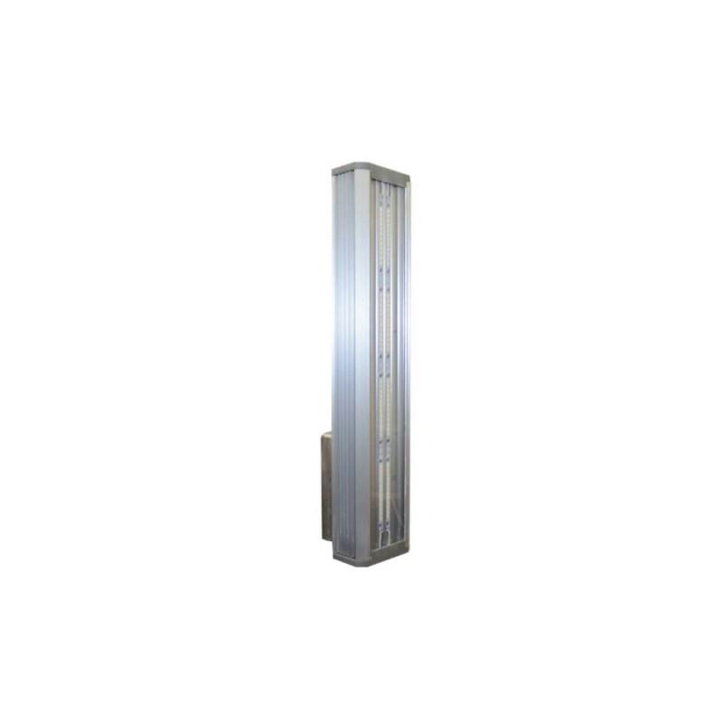 Уличный светодиодный светильник конcольный STELLAR серии-S-90-11280-5000 90W-11280 Lm 5000K 500x106x58 мм