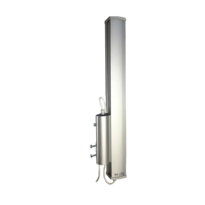 Уличный светодиодный светильник конcольный  STELLAR  SKN-S-100-12220-4000 100 W 12220 Lm IP67 4000К 710х75х130 мм
